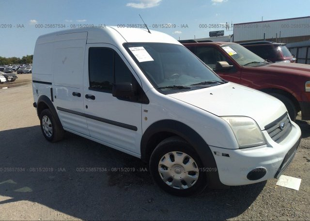 Inventory #748349054 2012 FORD TRANSIT CONNECT