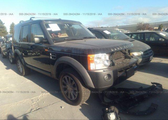 Inventory #914690320 2008 Land Rover LR3