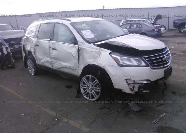 Inventory #593405987 2014 Chevrolet TRAVERSE