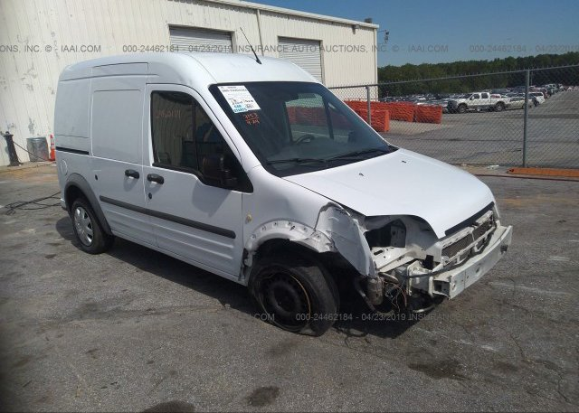 Inventory #199921116 2011 FORD TRANSIT CONNECT