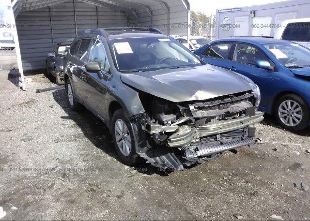 Inventory #356395649 2016 Subaru OUTBACK