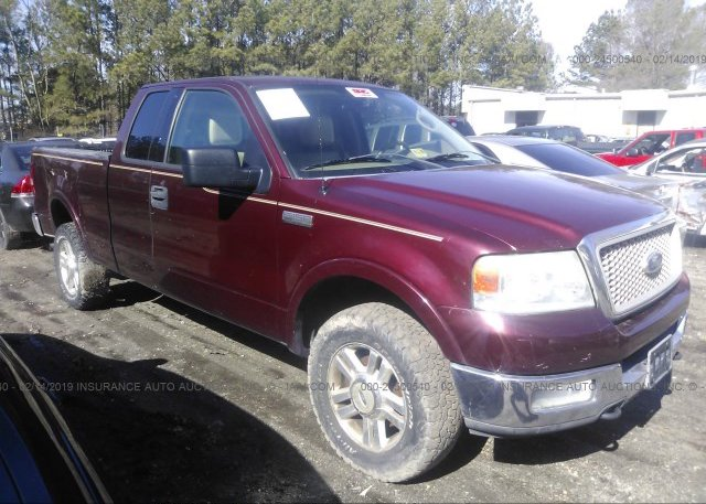 Inventory #193917910 2004 FORD F150