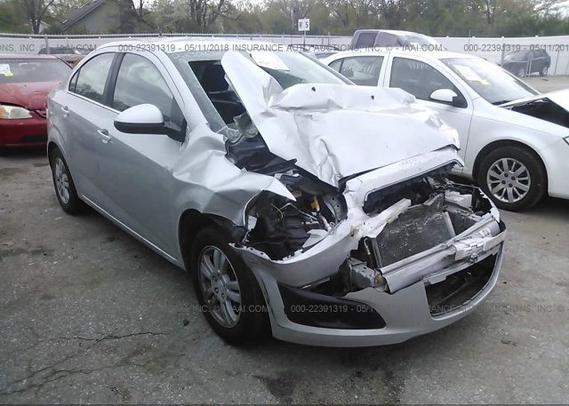 Inventory #804758418 2014 Chevrolet SONIC