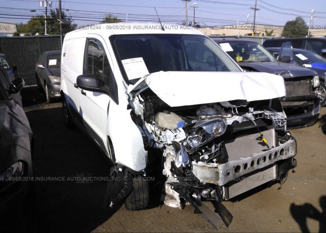 Inventory #264700675 2017 FORD TRANSIT CONNECT