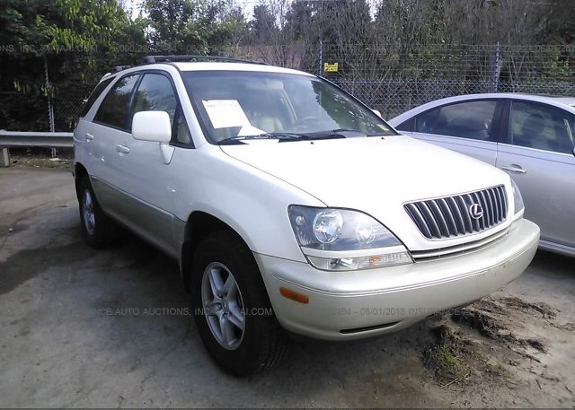 Inventory #102035567 1999 Lexus RX