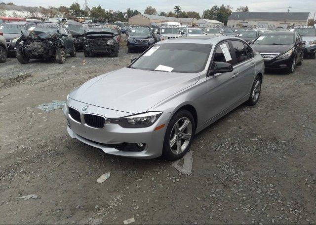 из сша 2013 BMW 3 SERIES WBA3A5G52DNP22827