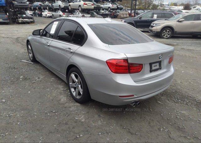 купить 2013 BMW 3 SERIES WBA3A5G52DNP22827