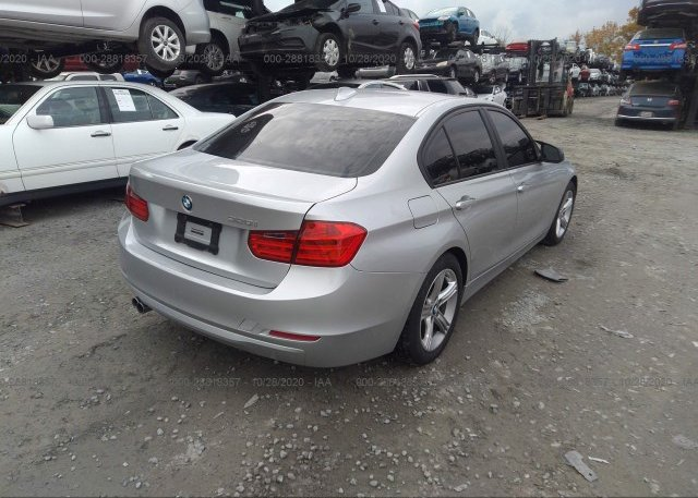 цена в сша 2013 BMW 3 SERIES WBA3A5G52DNP22827