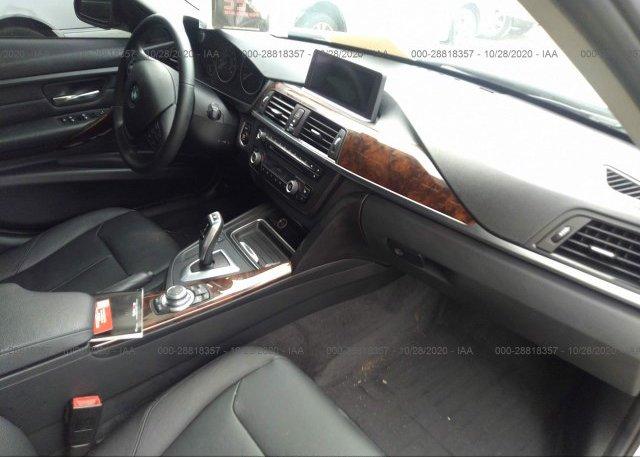 пригнать из сша 2013 BMW 3 SERIES WBA3A5G52DNP22827