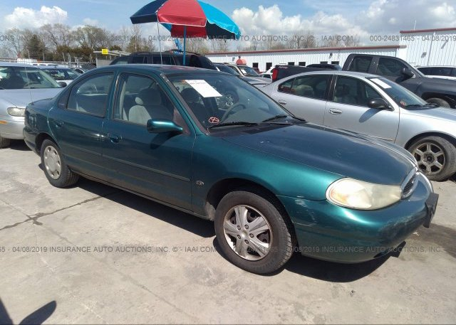 Inventory #480600851 1998 FORD CONTOUR