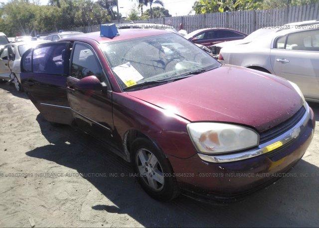 Inventory #243107812 2006 Chevrolet MALIBU