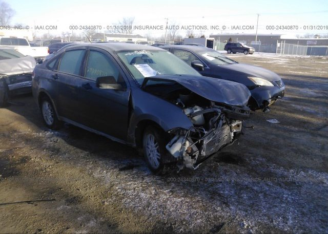 Inventory #815874742 2009 FORD FOCUS