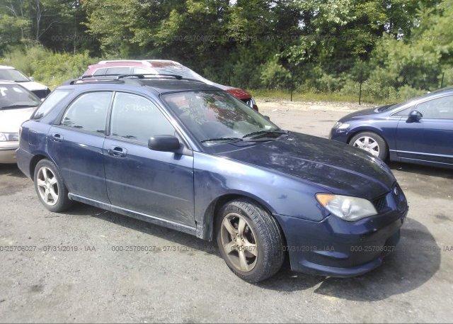 Inventory #241863948 2006 Subaru IMPREZA
