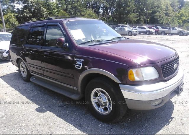 Inventory #625112200 2001 FORD EXPEDITION