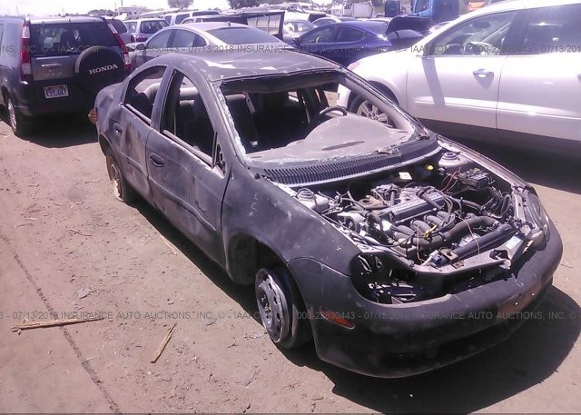 Inventory #576456038 2000 Plymouth NEON