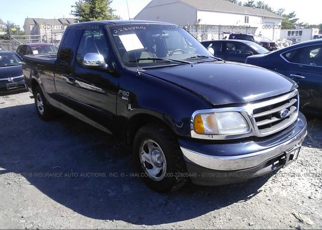 Inventory #841721581 2002 FORD F150