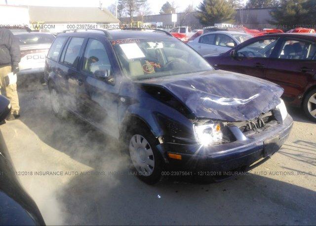 Inventory #843425743 2003 Volkswagen JETTA