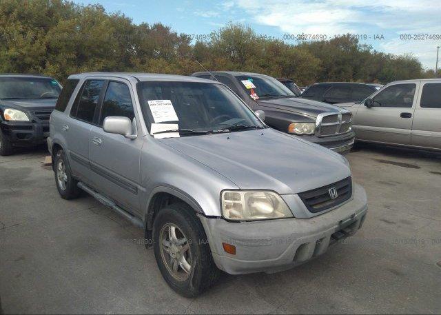 Inventory #899097792 2001 Honda CR-V