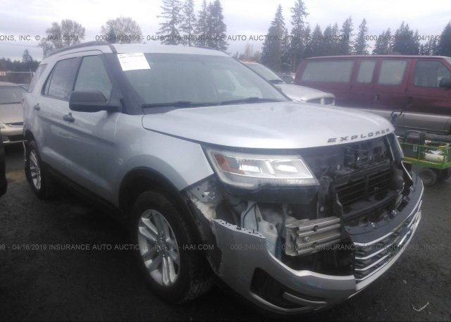 Inventory #974214913 2016 FORD EXPLORER
