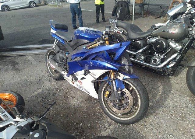 Inventory #449759841 2007 Yamaha YZFR6