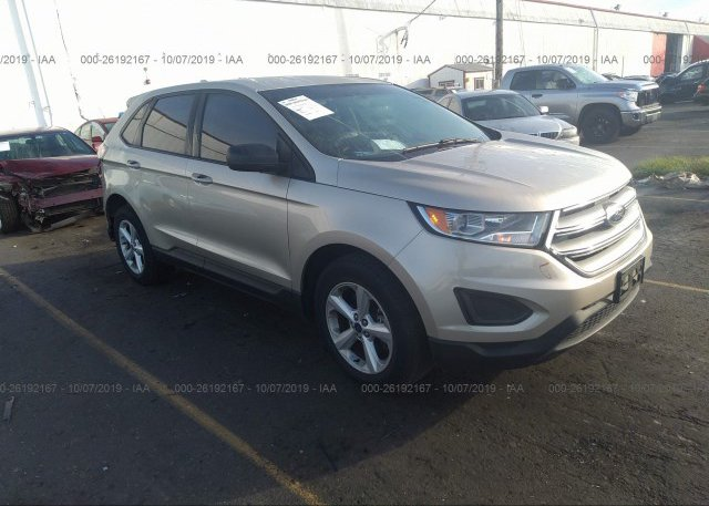 Inventory #227738694 2018 FORD EDGE
