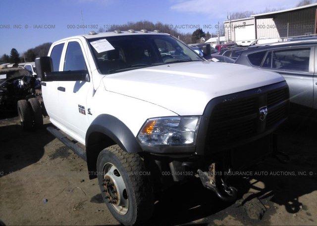 Inventory #784587071 2012 DODGE RAM 4500
