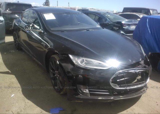 Inventory #420098780 2013 Tesla MODEL S