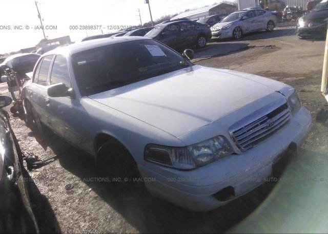 Inventory #931159948 2008 FORD CROWN VICTORIA
