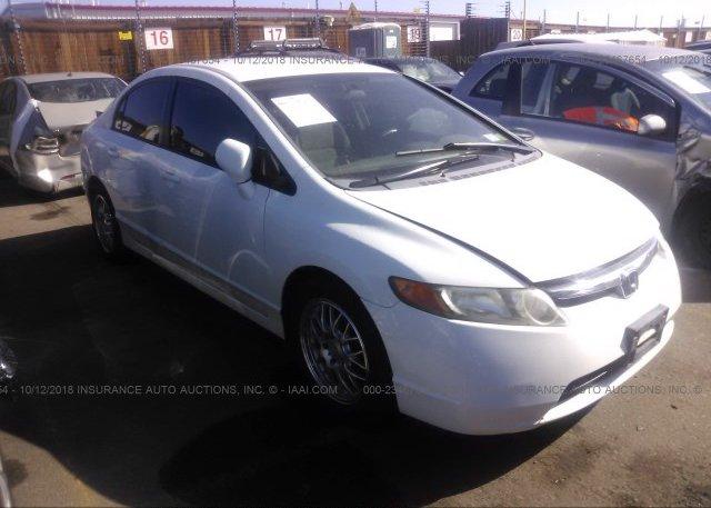 Inventory #166795136 2007 Honda CIVIC