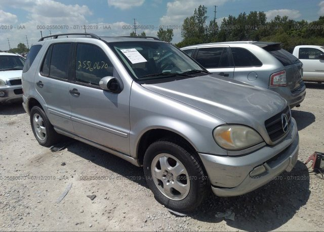 Inventory #795340554 2003 Mercedes-benz ML