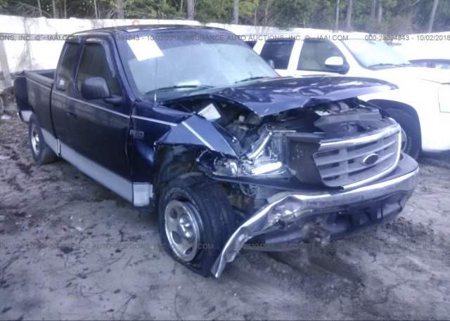 Inventory #305392473 2002 FORD F150