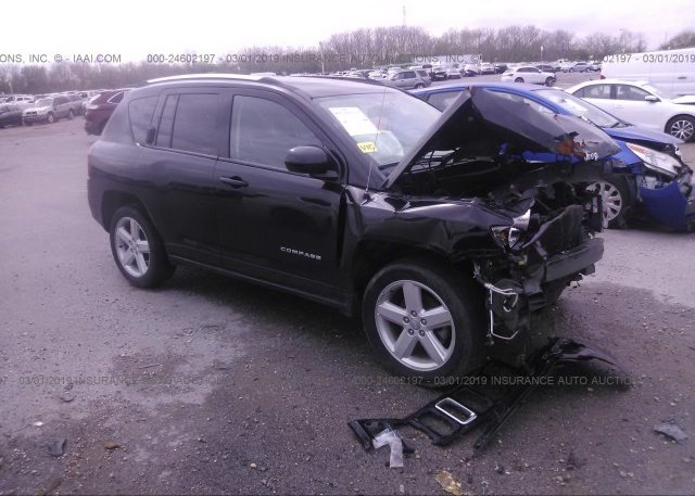 Inventory #585215801 2014 JEEP COMPASS