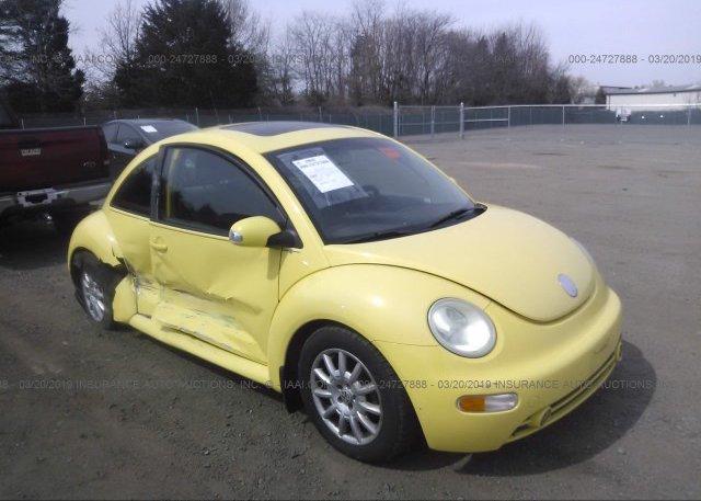 Inventory #220986949 2005 Volkswagen NEW BEETLE