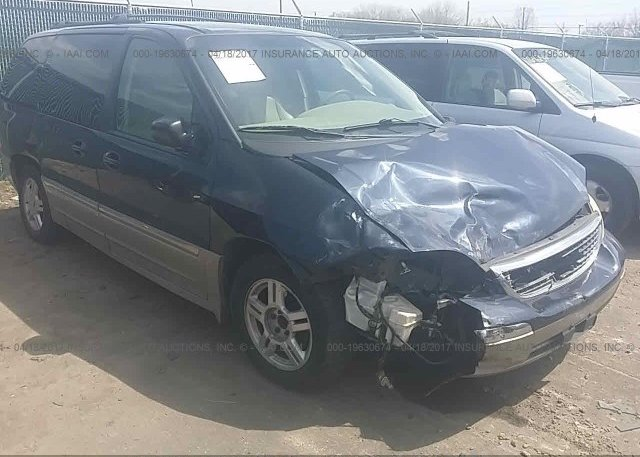 Inventory #812635152 2003 FORD WINDSTAR