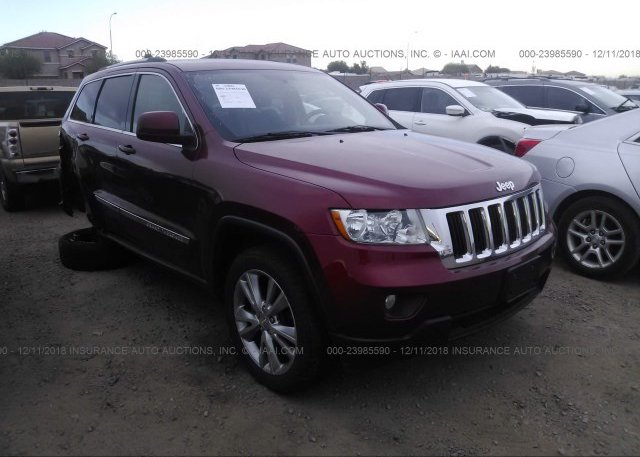 Inventory #347561946 2013 JEEP GRAND CHEROKEE