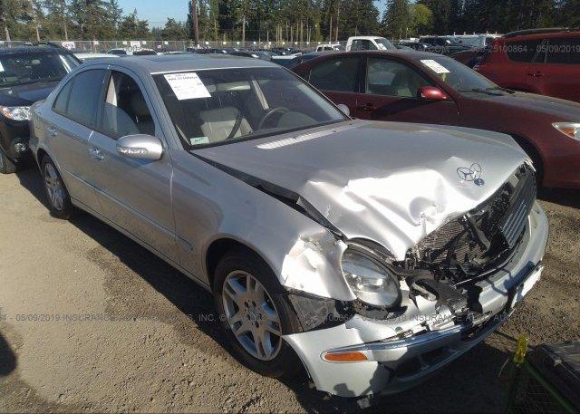 Inventory #676521868 2005 Mercedes-benz E