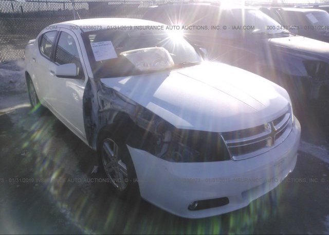 Inventory #564287375 2013 Dodge AVENGER