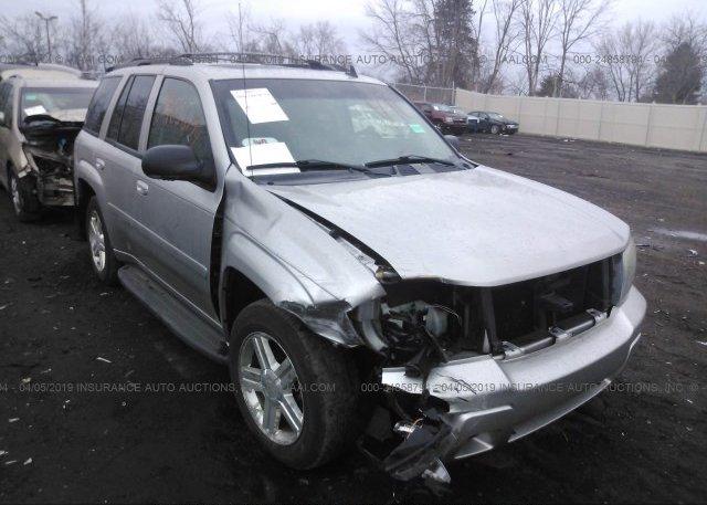 Inventory #143869950 2007 Chevrolet TRAILBLAZER