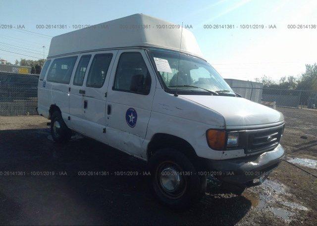 Inventory #911560798 2006 FORD ECONOLINE