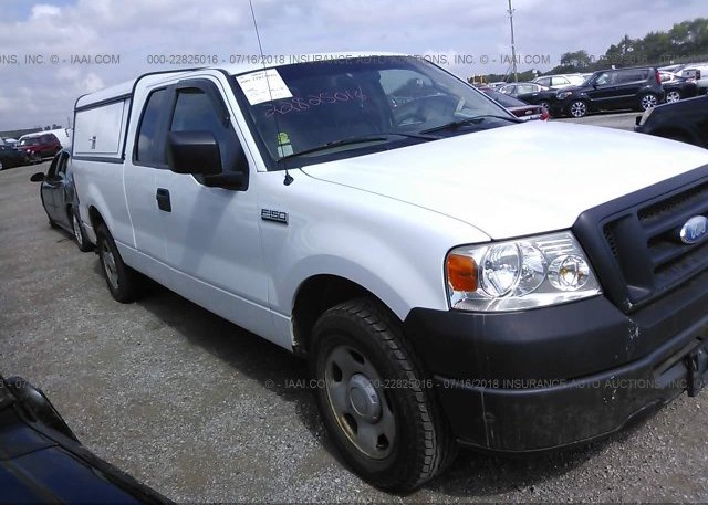 Inventory #322265532 2008 FORD F150