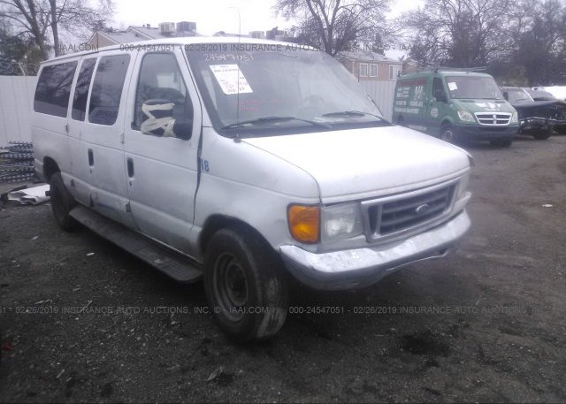Inventory #214172162 2007 FORD ECONOLINE