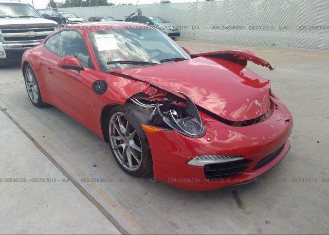 Inventory #569790477 2012 Porsche 911