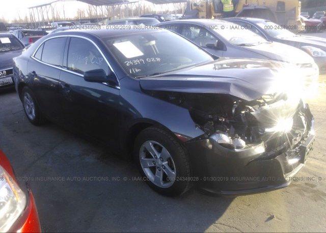 Inventory #594685666 2014 Chevrolet MALIBU