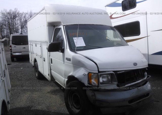 Inventory #558105011 2002 FORD ECONOLINE