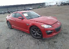 2011 Mazda RX8