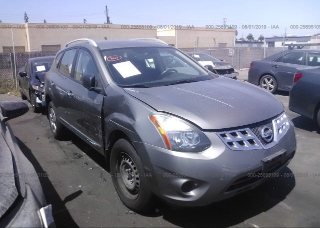 Inventory #187867238 2014 Nissan ROGUE SELECT