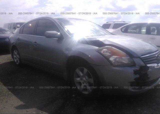 Inventory #932545698 2007 Nissan ALTIMA