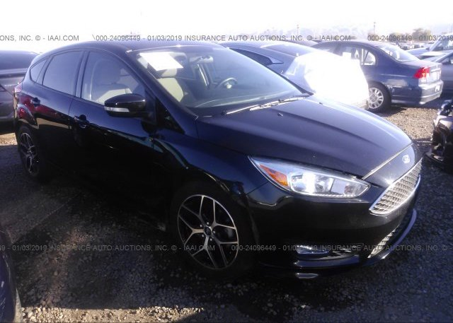 Inventory #427667839 2015 FORD FOCUS