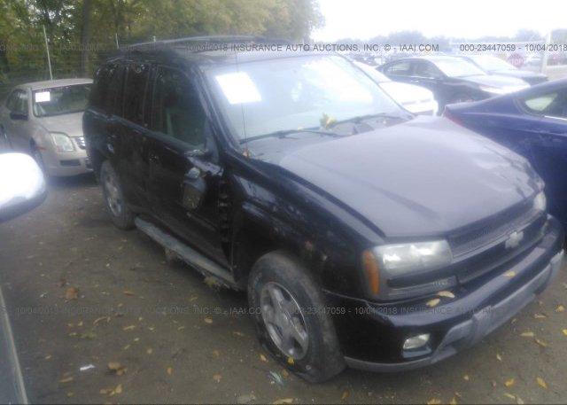 Inventory #994634024 2004 Chevrolet TRAILBLAZER