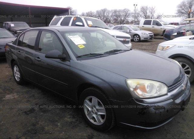 Inventory #127845047 2005 Chevrolet MALIBU